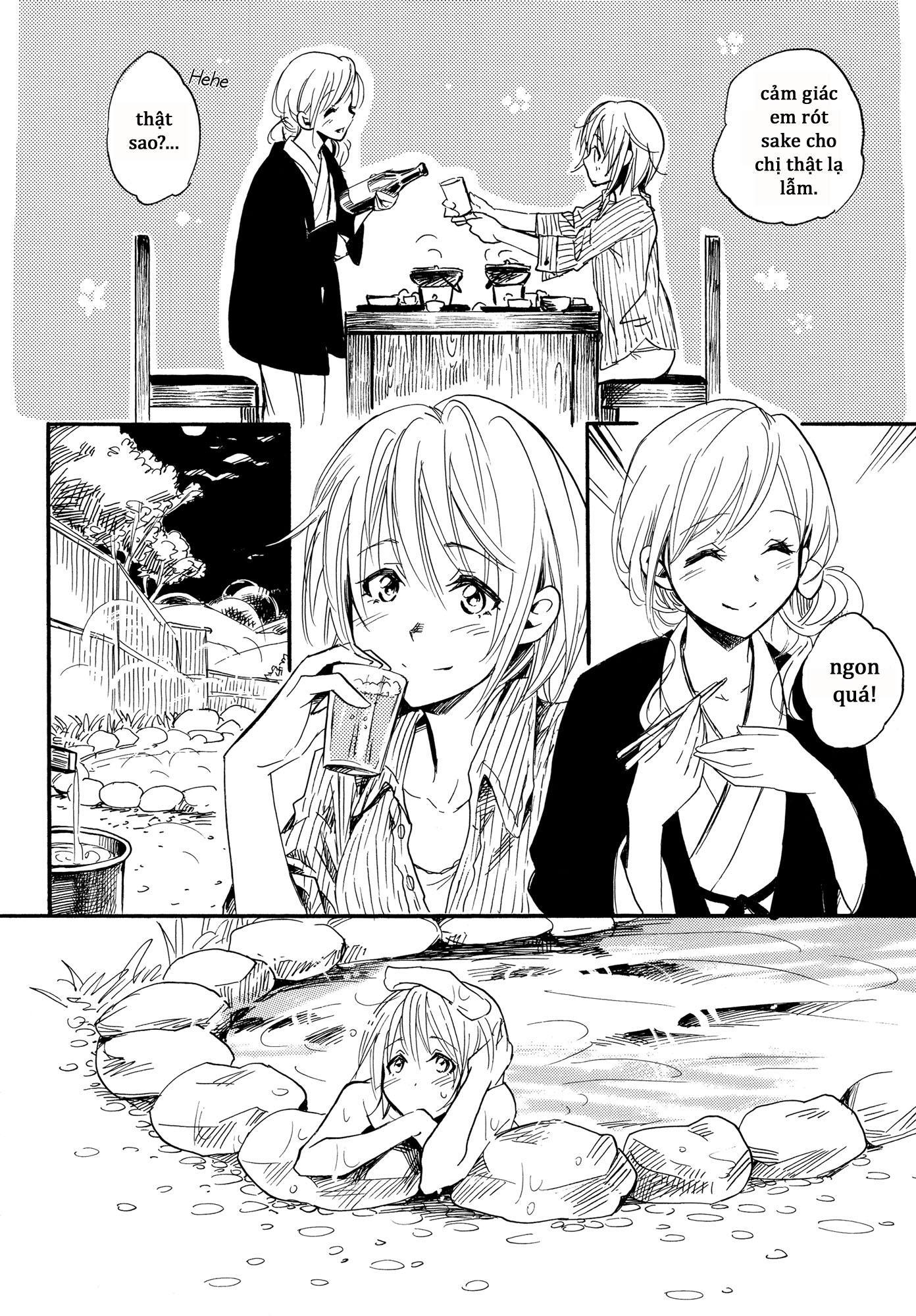Yuri Shorted: Chapter 2