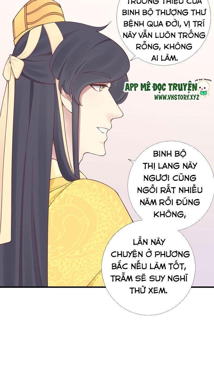Hoàng Hậu Bận Lắm: Chap 143 - Triều đường
