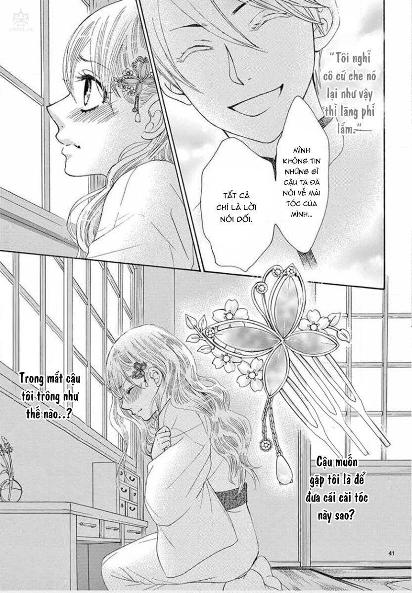 Kiniro Japanesuku: Chapter 2