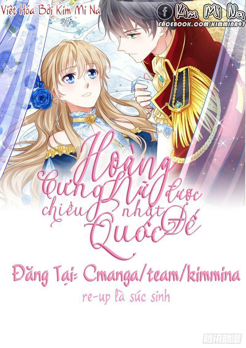 Hoàng Nữ Được Cưng Chiều Nhất Đế Quốc: Chapter 3