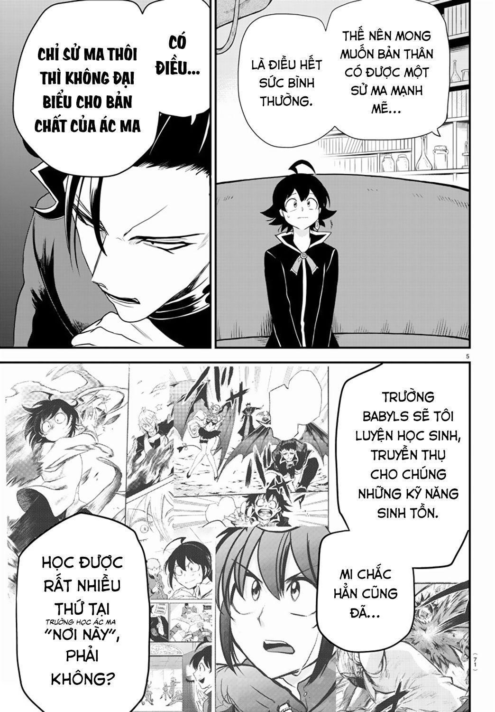Mairimashita! Iruma-kun: Chapter 219: 13 Giờ của Naberius Kalego - Phần Sau