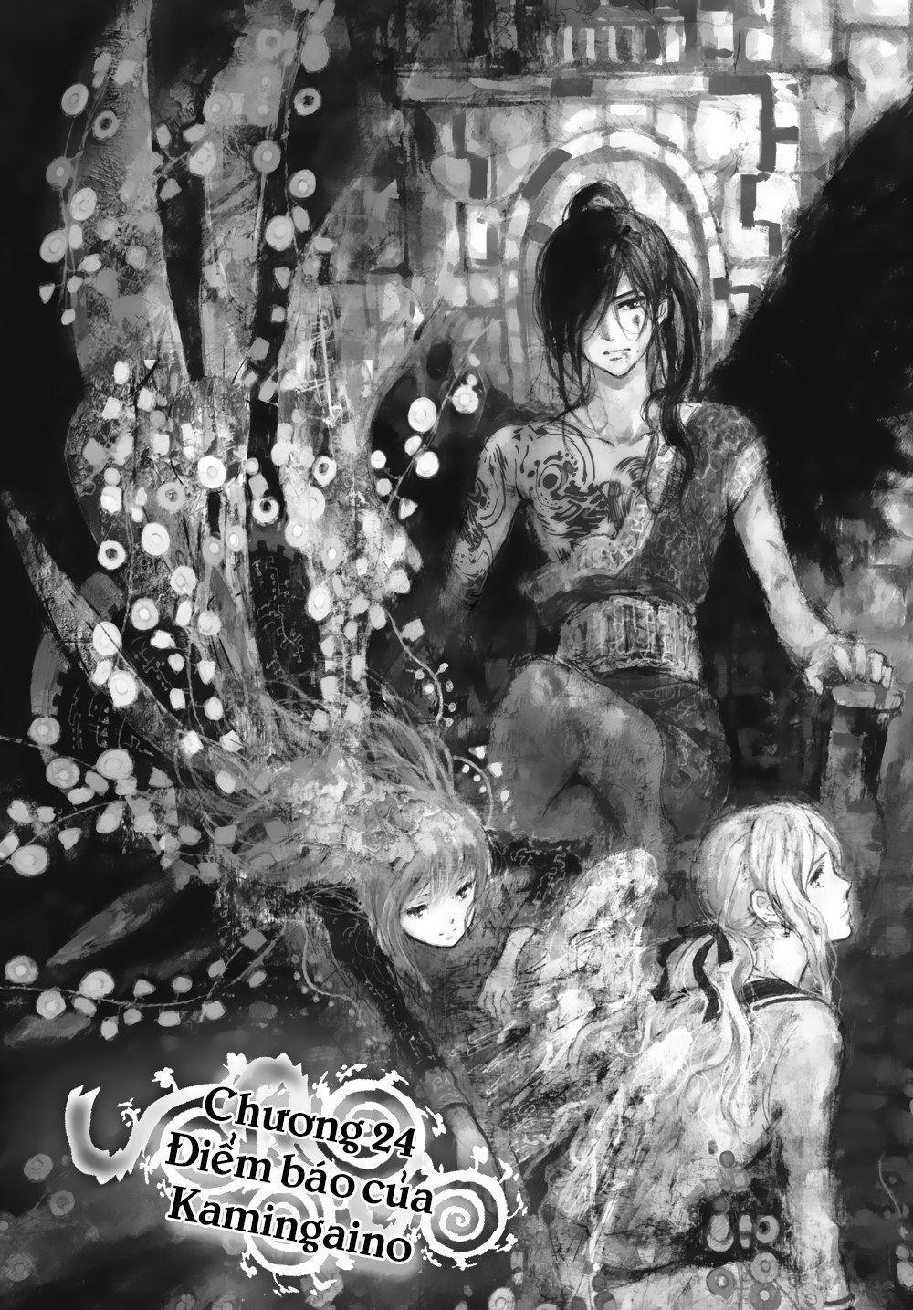 Những người con của Cá Voi Bùn: Chapter 24: Điềm báo của Kamingaino