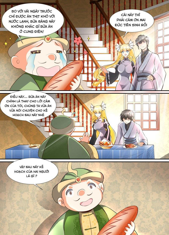 Triệu Hoán Thánh Kiếm: Chapter 15