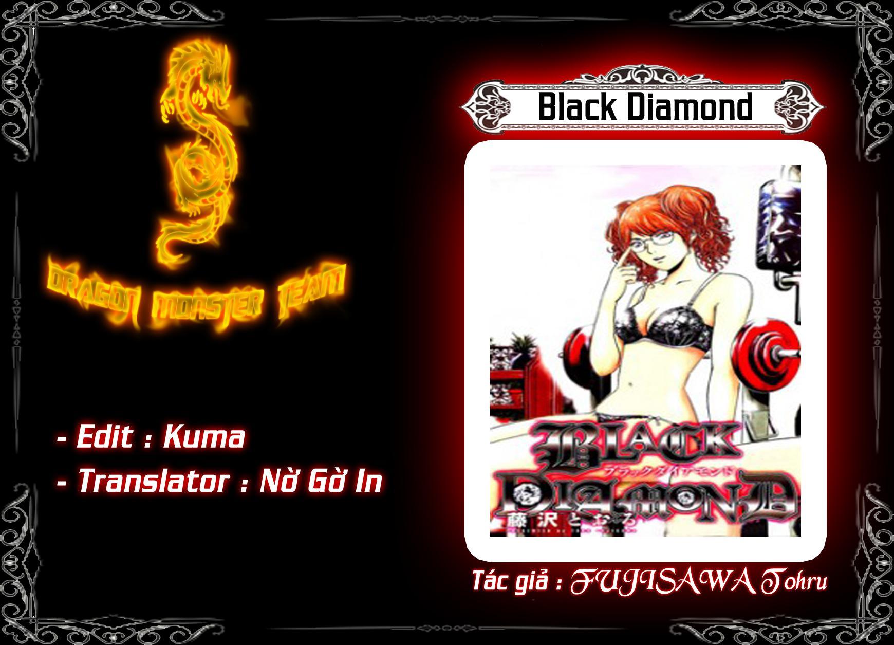Black Diamond: Chapter 1