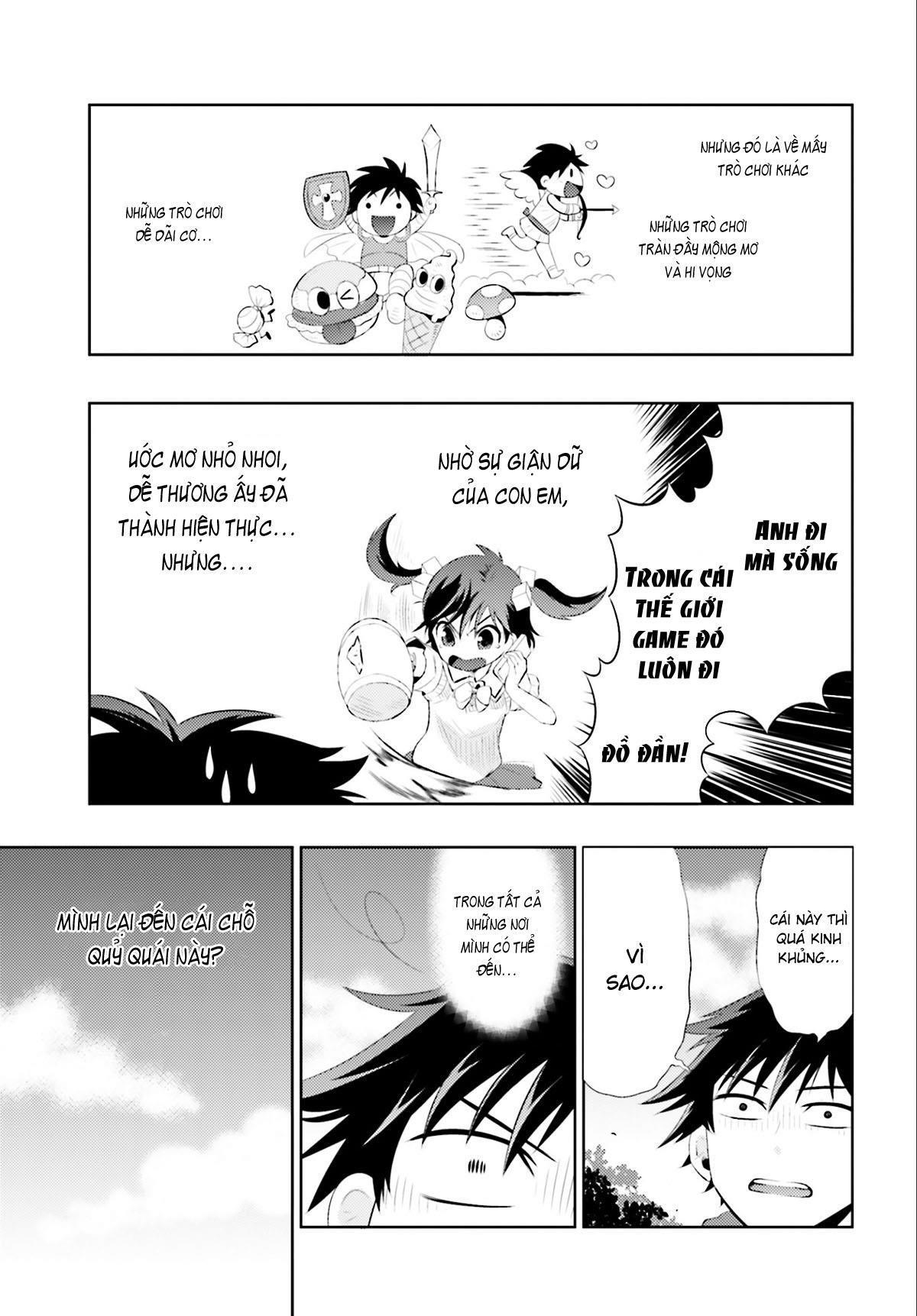 Kono Sekai ga Game da to, Ore dake ga Shitteiru Manga: Chapter 2