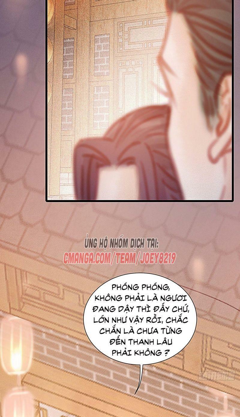 Hữu Yêu Lai Chi Họa Trung Tiên: Chapter 61