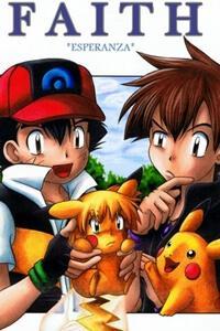 Pokemon Doujinshi