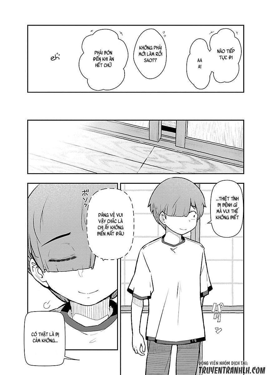Chorokoi Zo! Kyuukan-San: Chapter 7