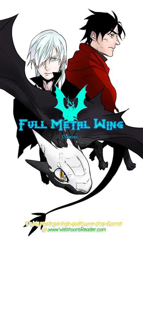 Full Metal Wing: Chapter 32