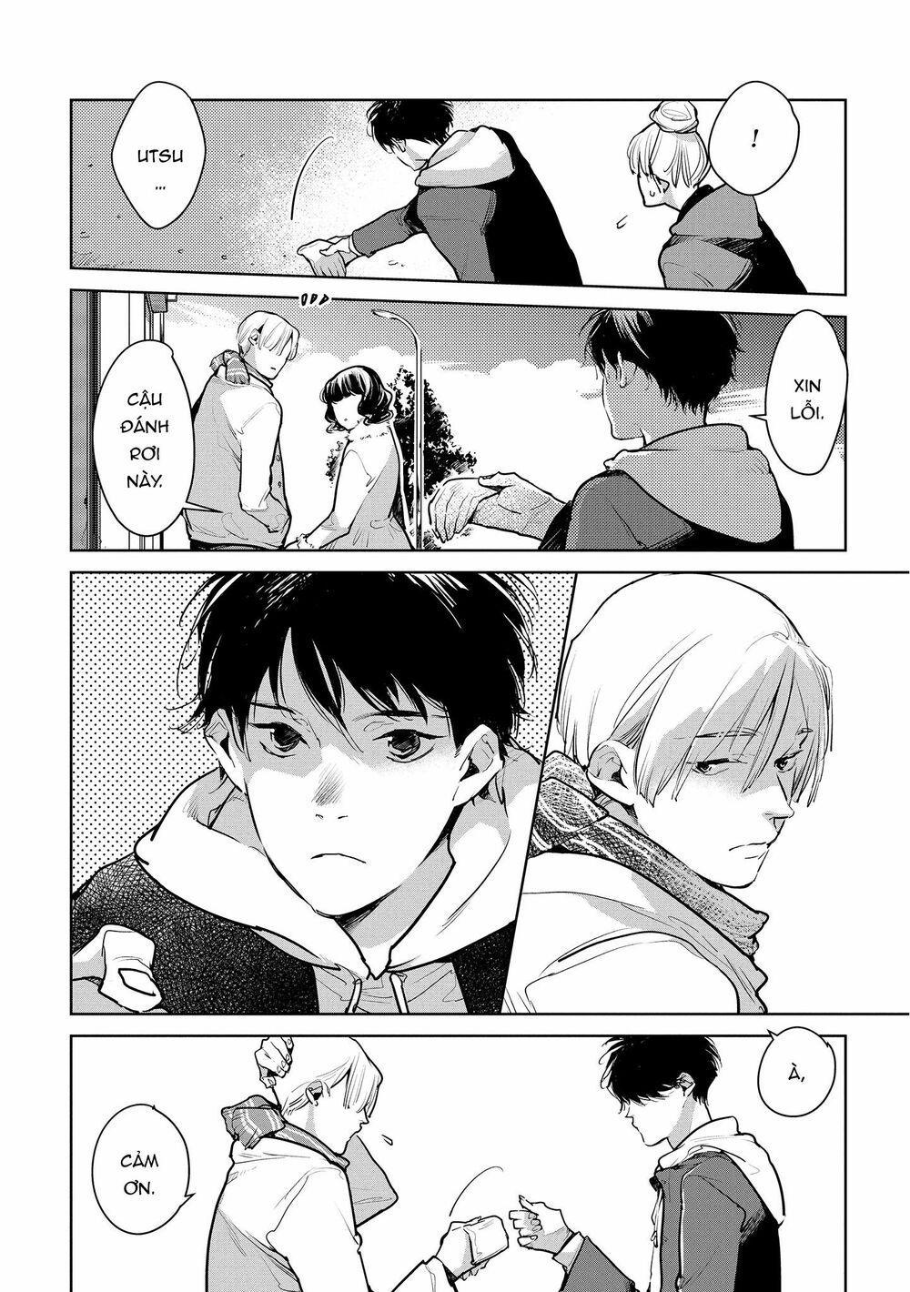 Okashiratsuki: Chapter 18