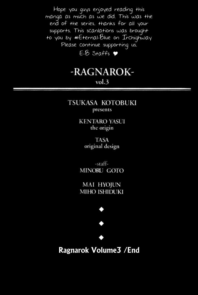 Ragnarok: Sword Of The Dark Ones: Ragnarok: sword of the dark ones chap 21