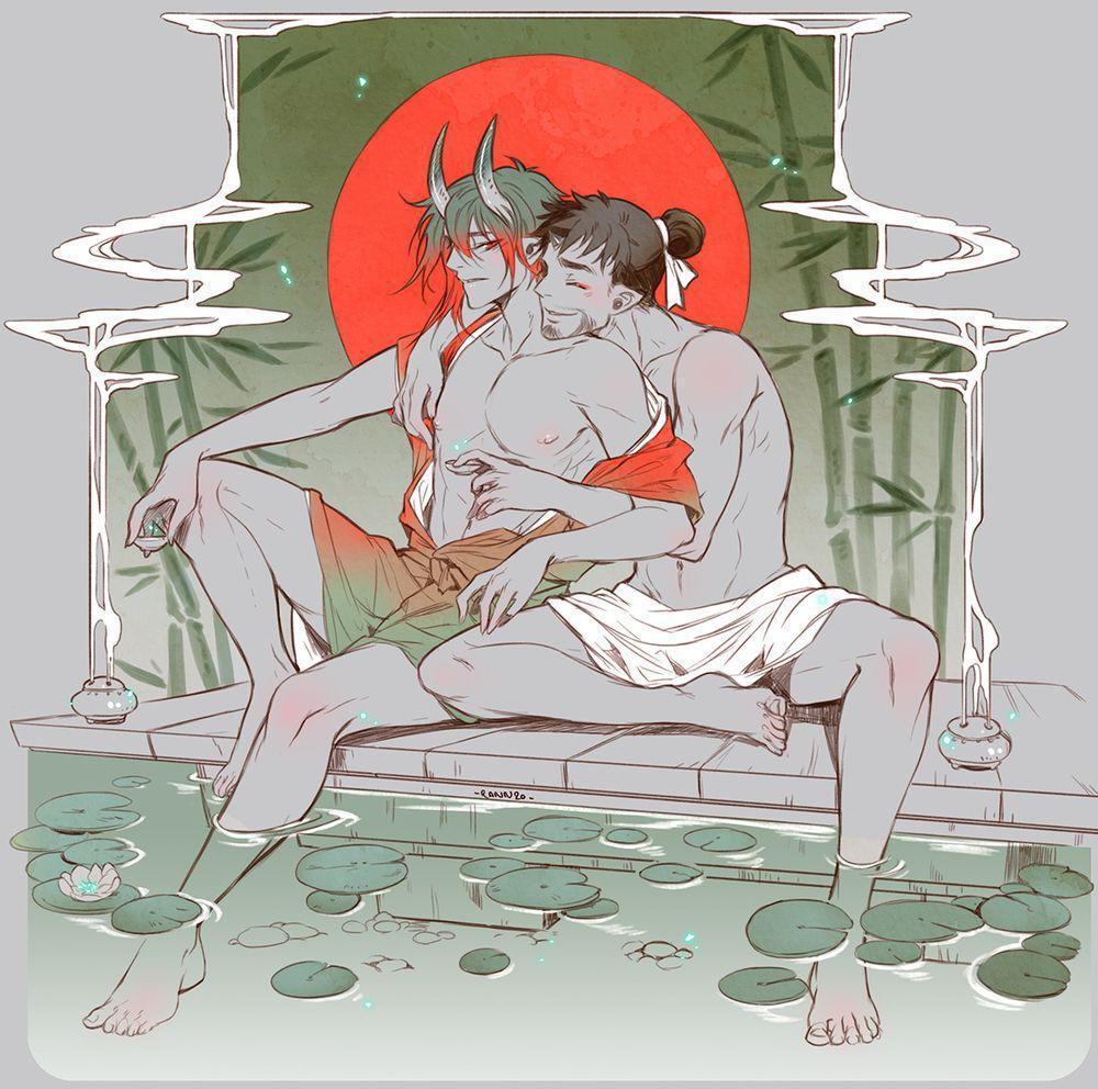 Chuyện của Yokai: 67.Bakuto