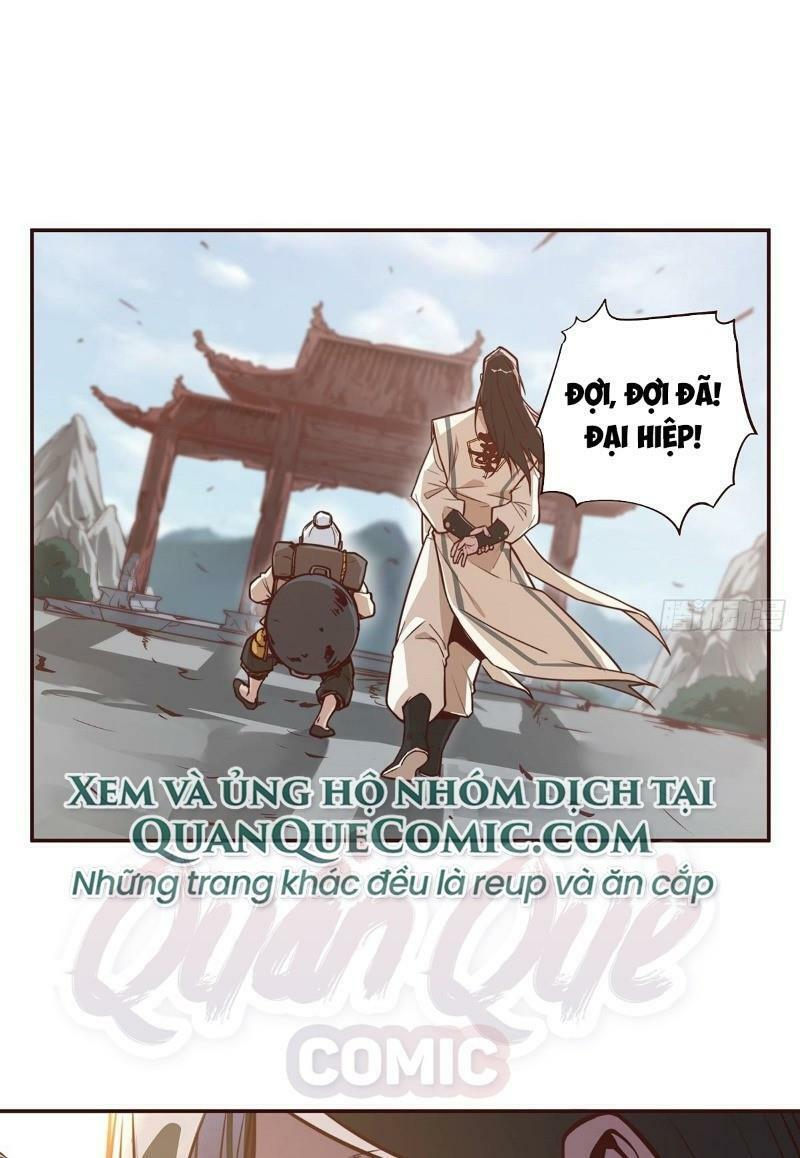 Sinh Tử Quyết: Chapter 14
