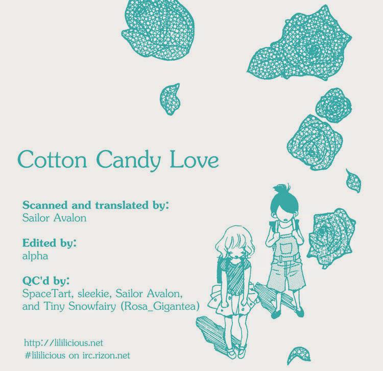Cotton Candy Love: Cotton Candy Love OneShot