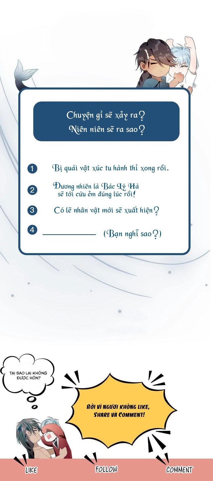 Niên Niên Hữu Ngư: Chapter 7