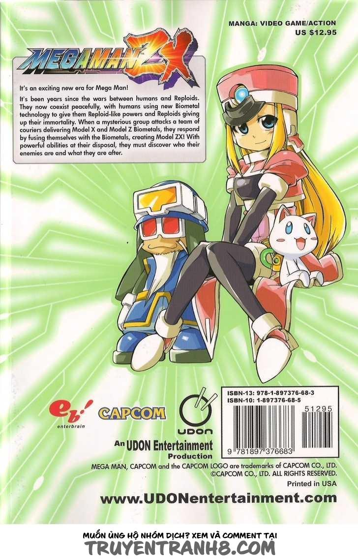 Megaman Zx: Chapter 7: Lurerre Zone