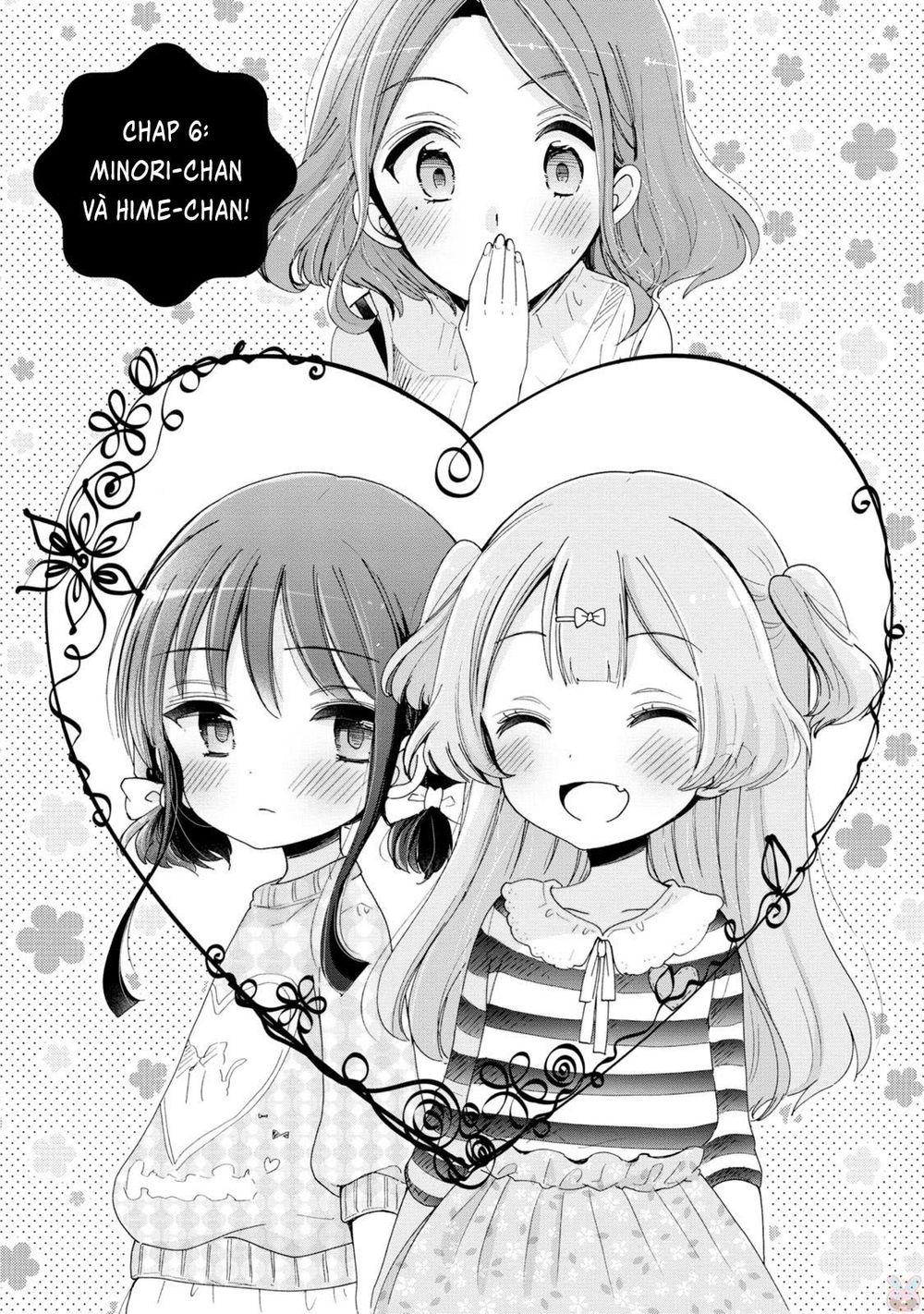 Onee-san is into Elementary School Girls: Chapter 6