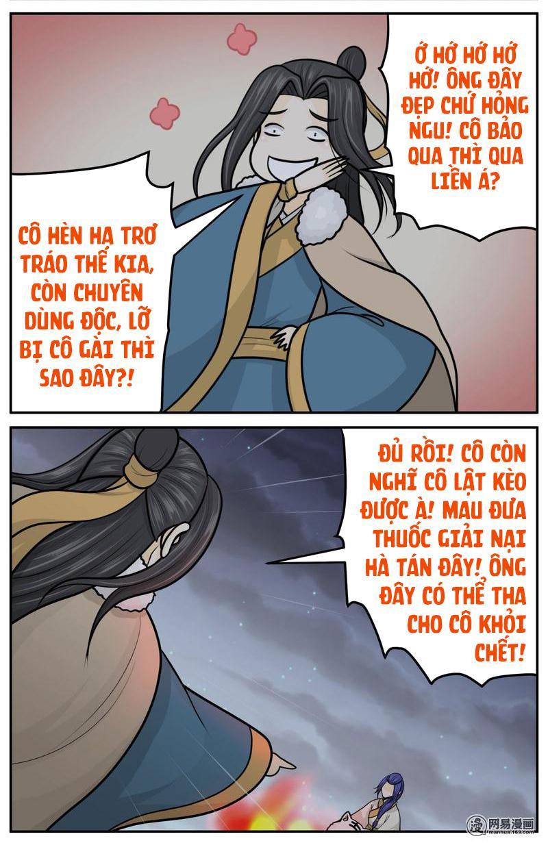 Hoàng Thượng Pê-Đê - Hãy Tránh Xa Ta Ra: Chapter 305