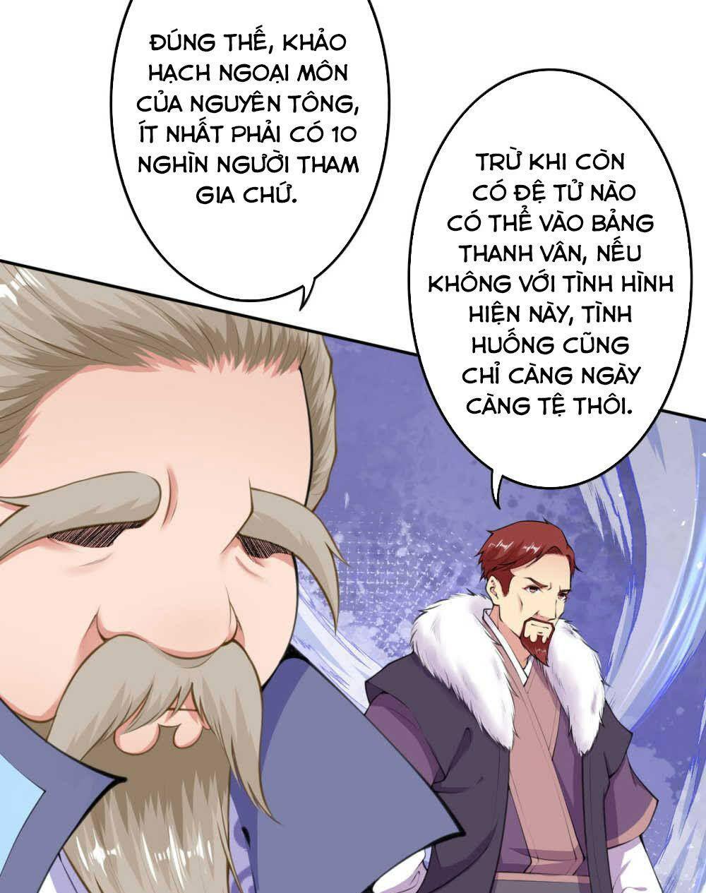 Vô Địch Kiếm Vực: Chapter 51