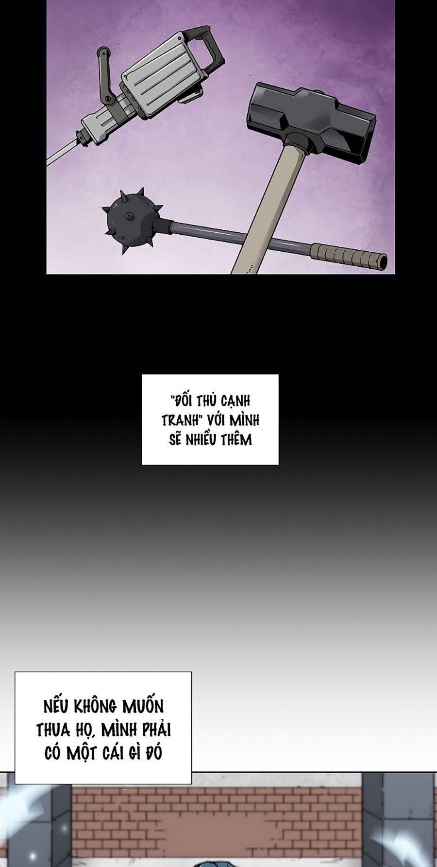 Hầm Ngục Bóng Tối: Chapter 18