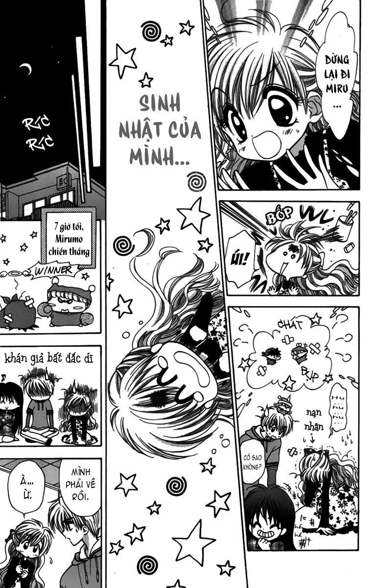 Mirumo de Pon!: Mirumo de pon! chap 4