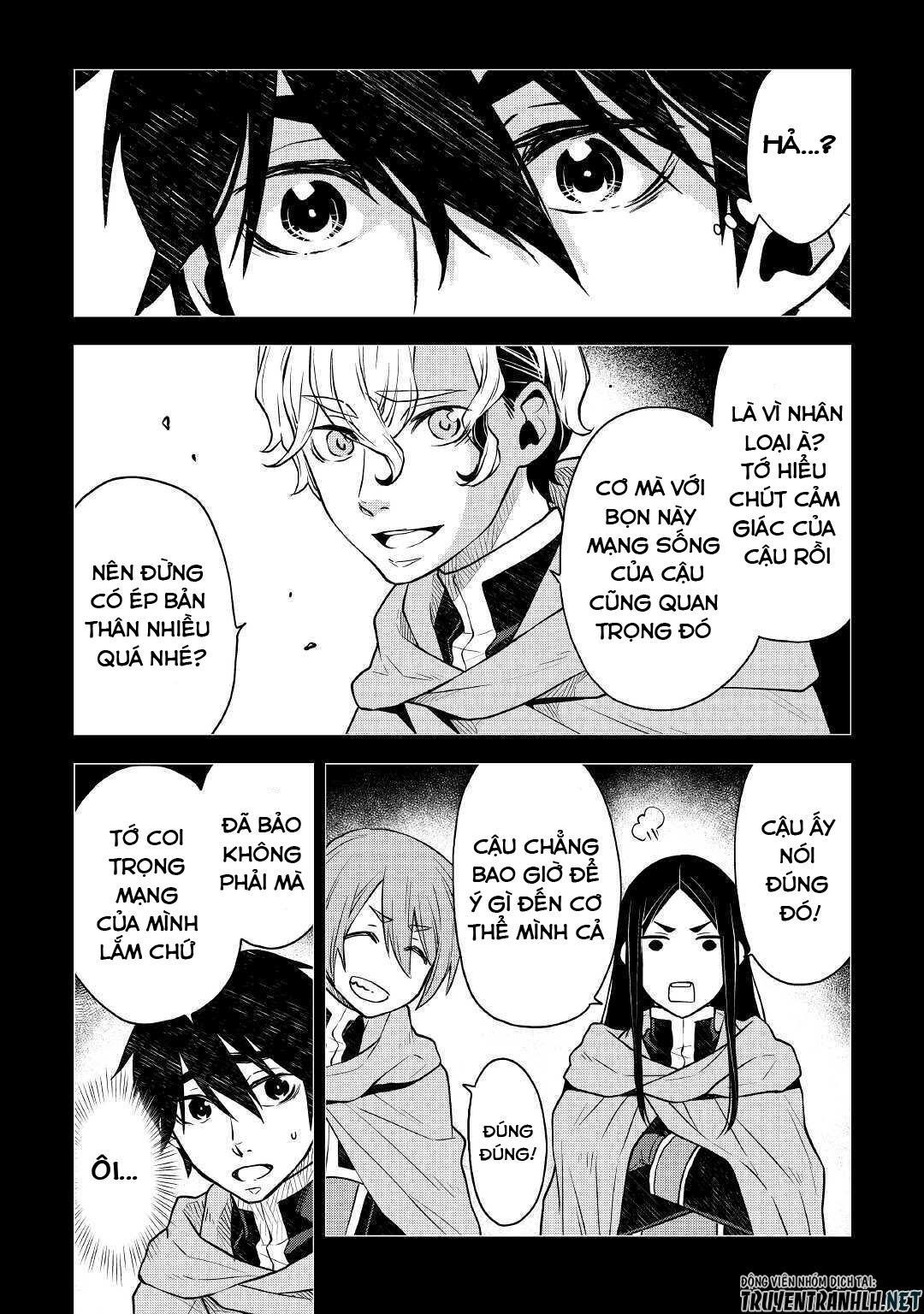 Hiraheishi wa Kako wo Yumemiru: Chapter 48