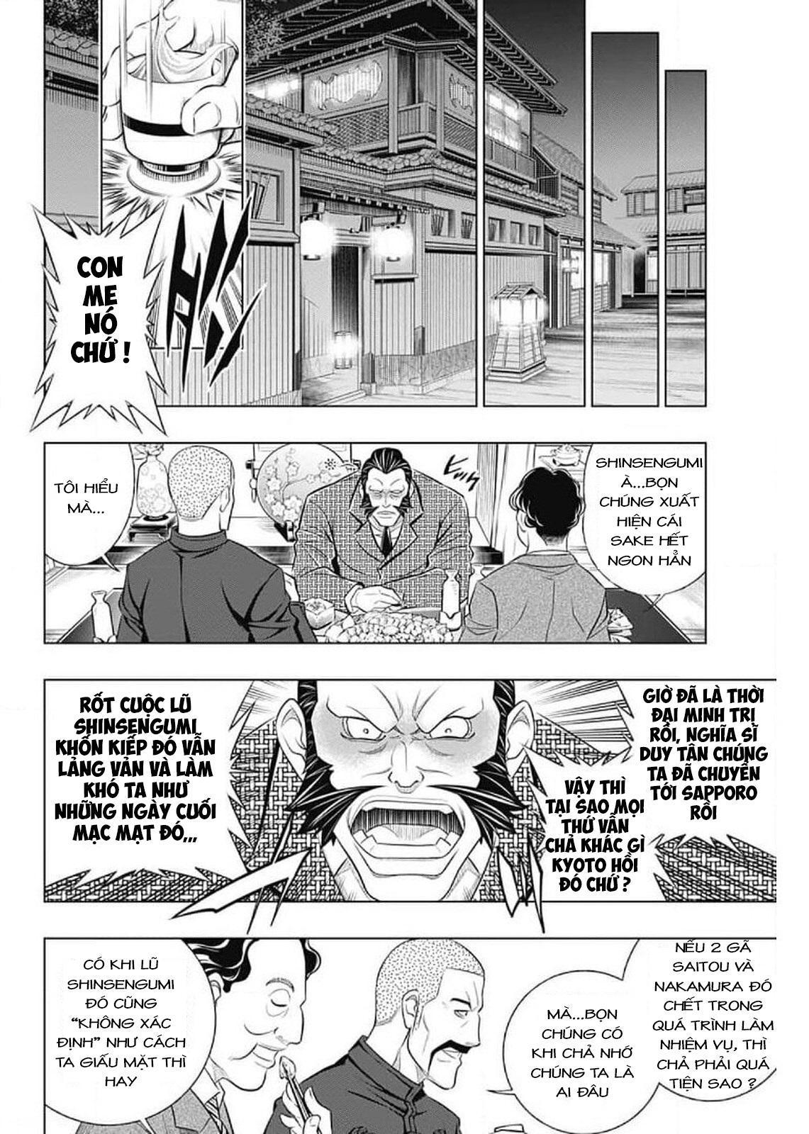 Lãng khách Kenshin phần 2: Chapter 36