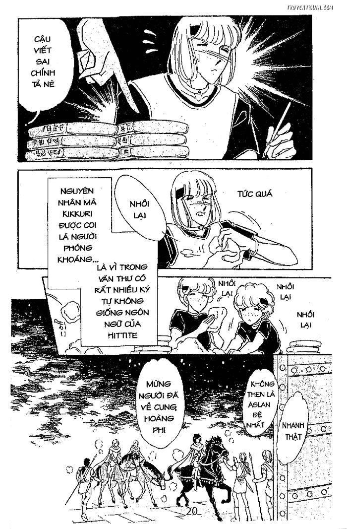 Dòng sông huyền bí: Sora wa akai kawa no hotori chương 86