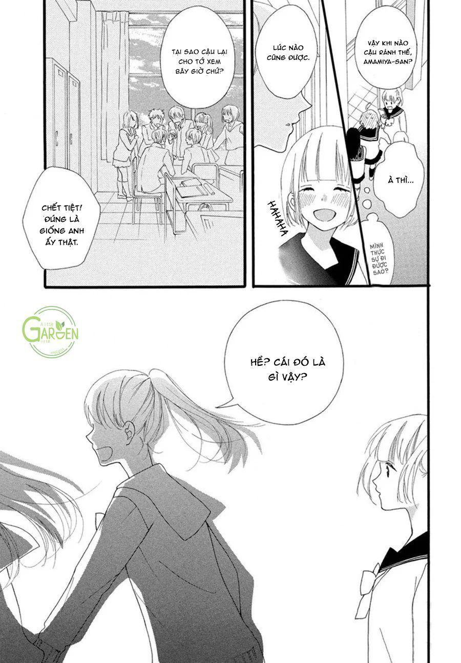 Watashi No Shiiku Gakari-Kun: Chapter 2