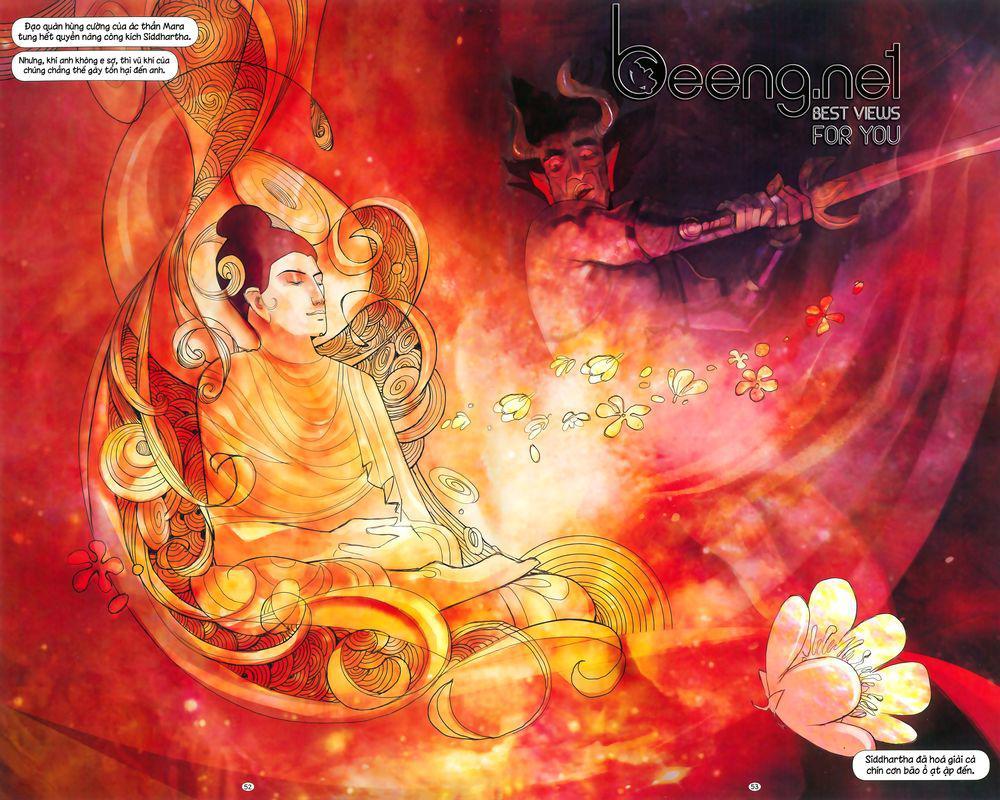 Buddha - Đức Thích Ca: Khai Sáng Kiếp Đời: Chapter 2.2: Hành trình dài đi đến sự khai sáng