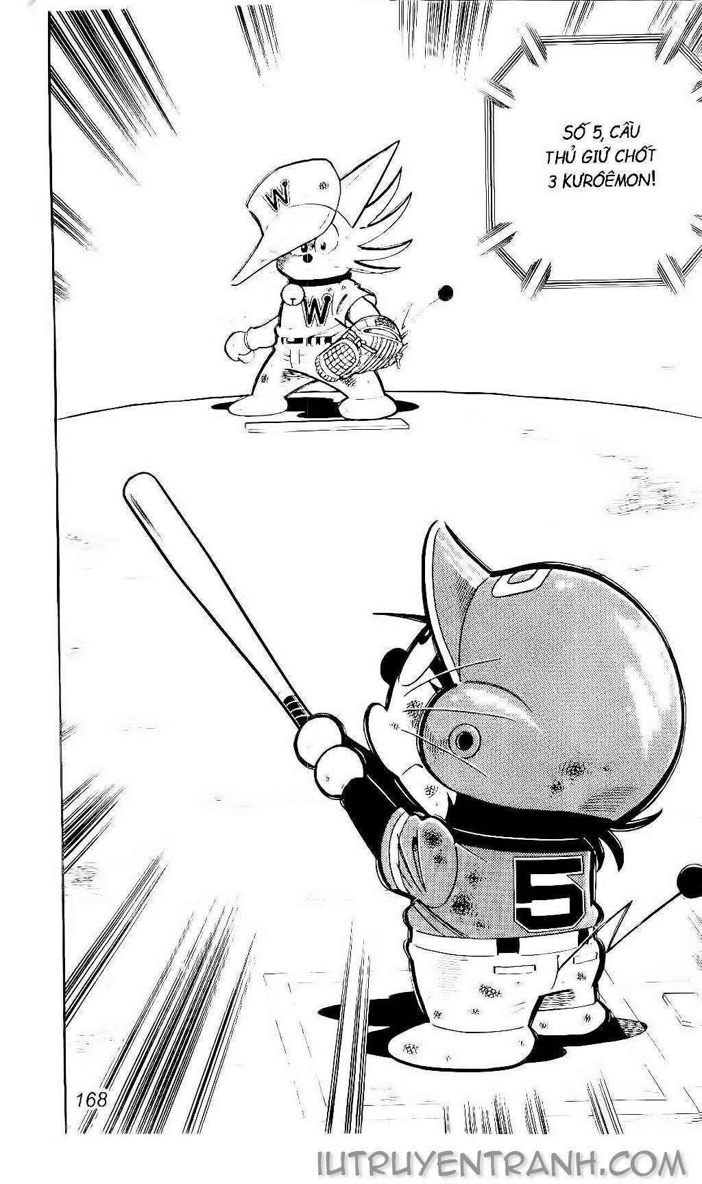 Doraemon Bóng Chày: Doraemon bóng chày (tt8) chap 139