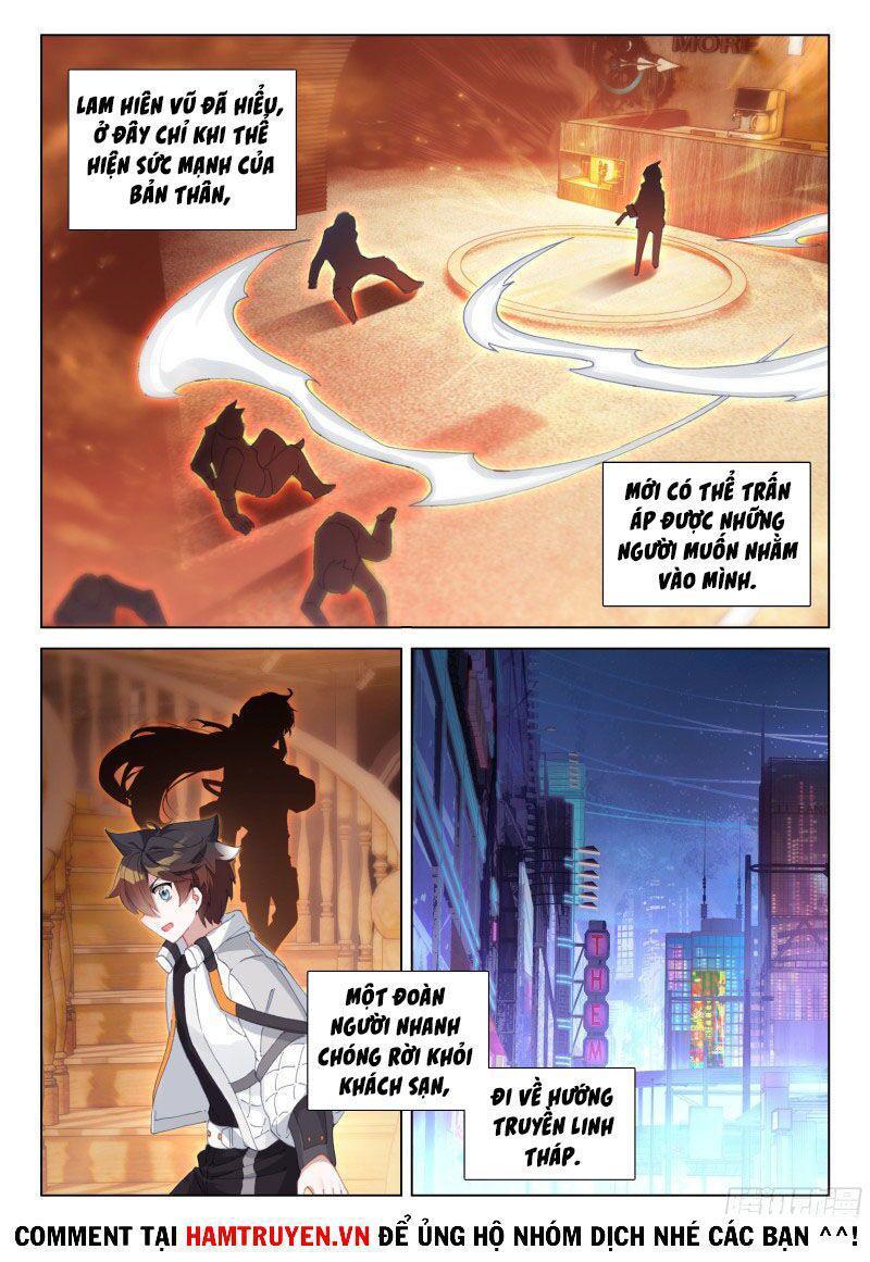 Chung Cực Đấu La: Chapter 272