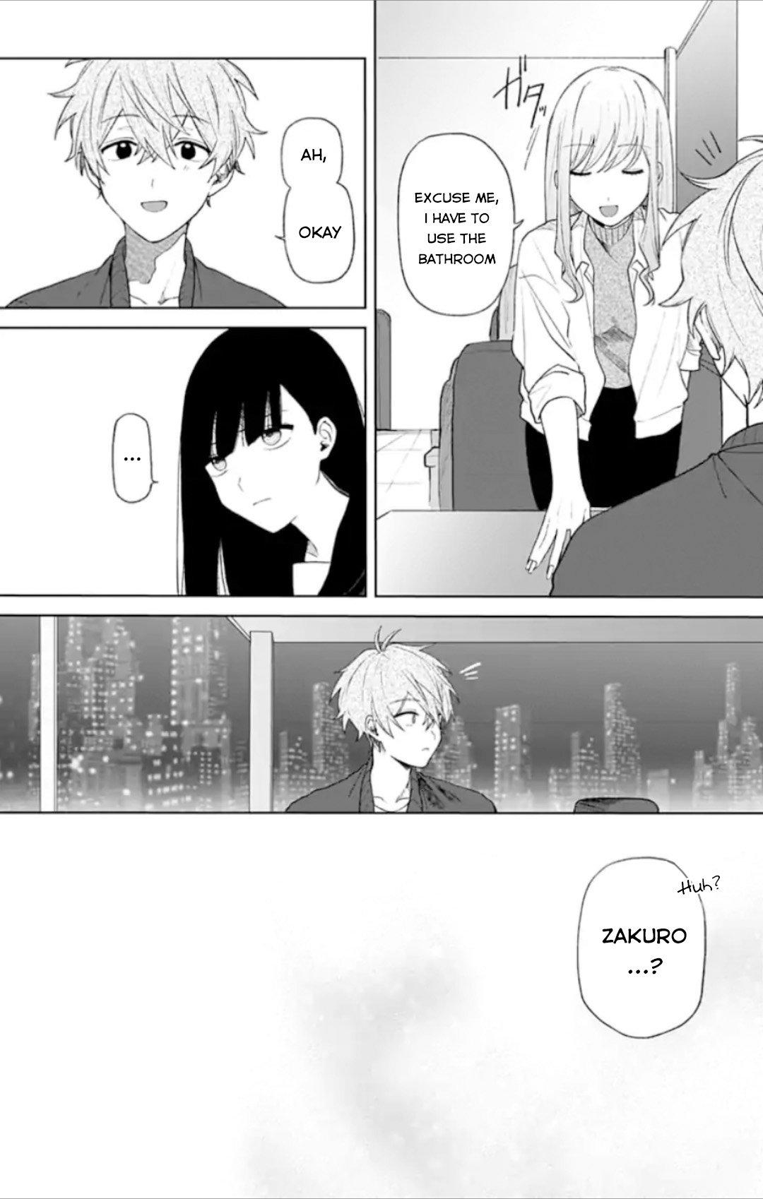 Sei-chan, your love is too much!: Chapter 13