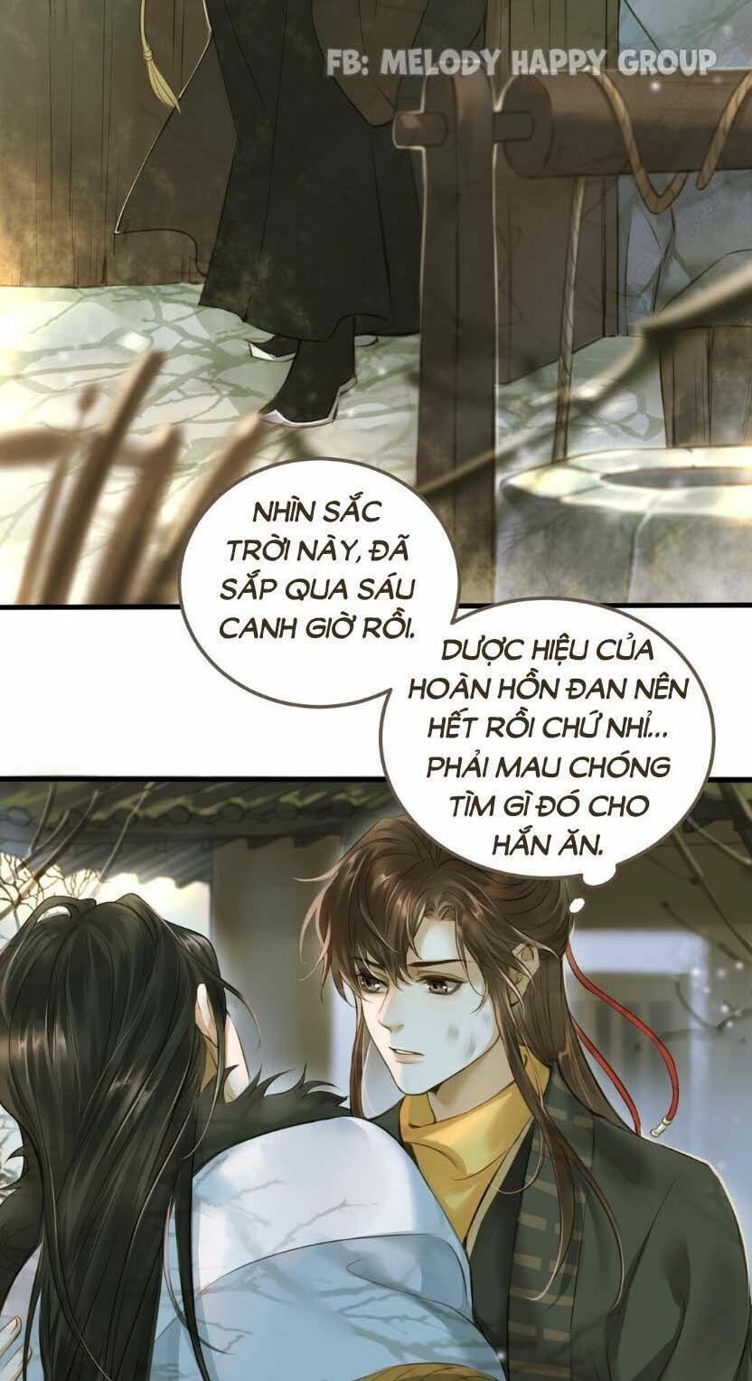 Định Hải Phù Sinh Lục: Chapter 5
