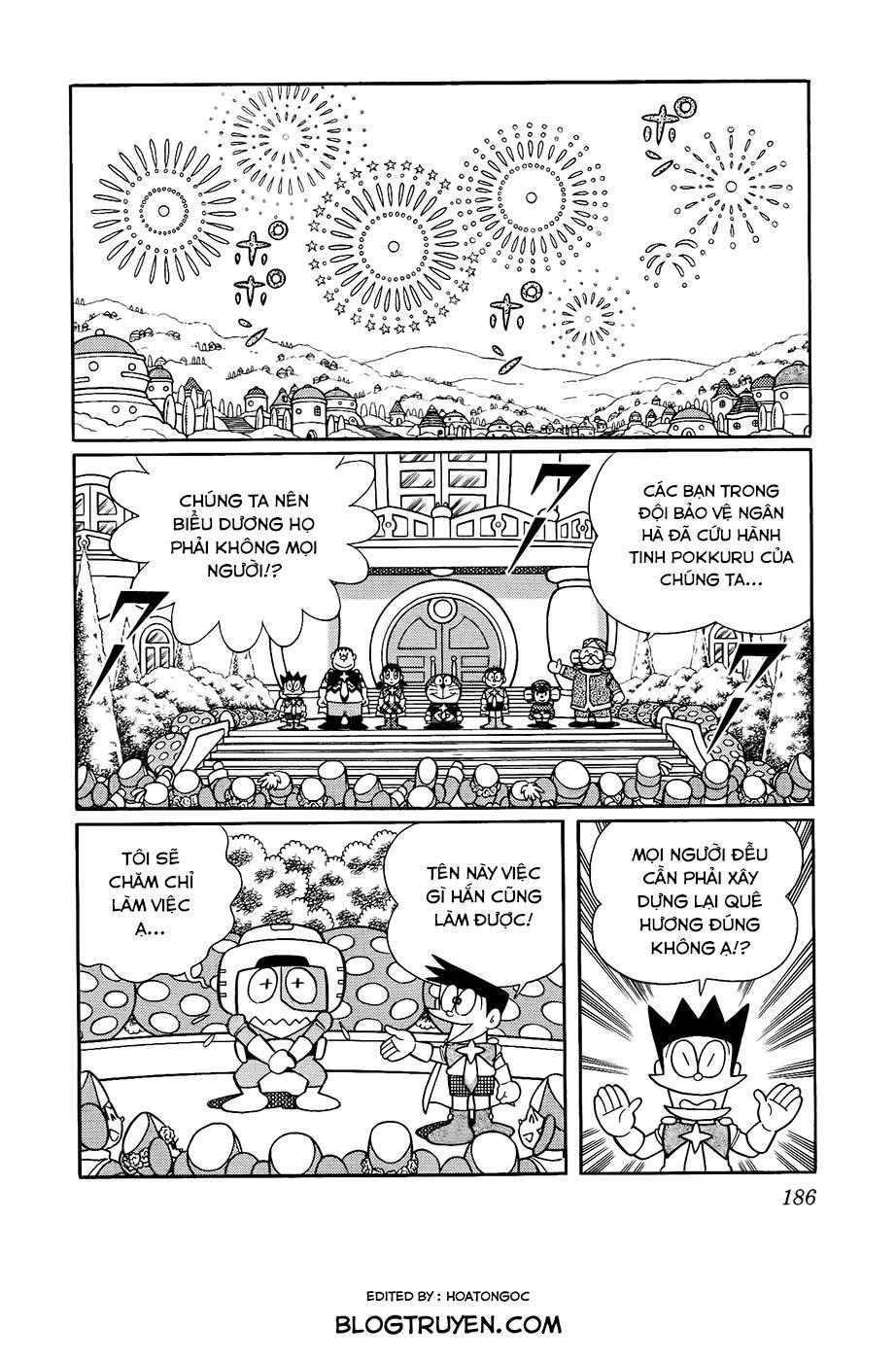 Doraemon - Nobita và Những hiệp sĩ không gian [Bản đẹp]: Doraemon - nobita và những hiệp sĩ không gian [bản đẹp] part 08