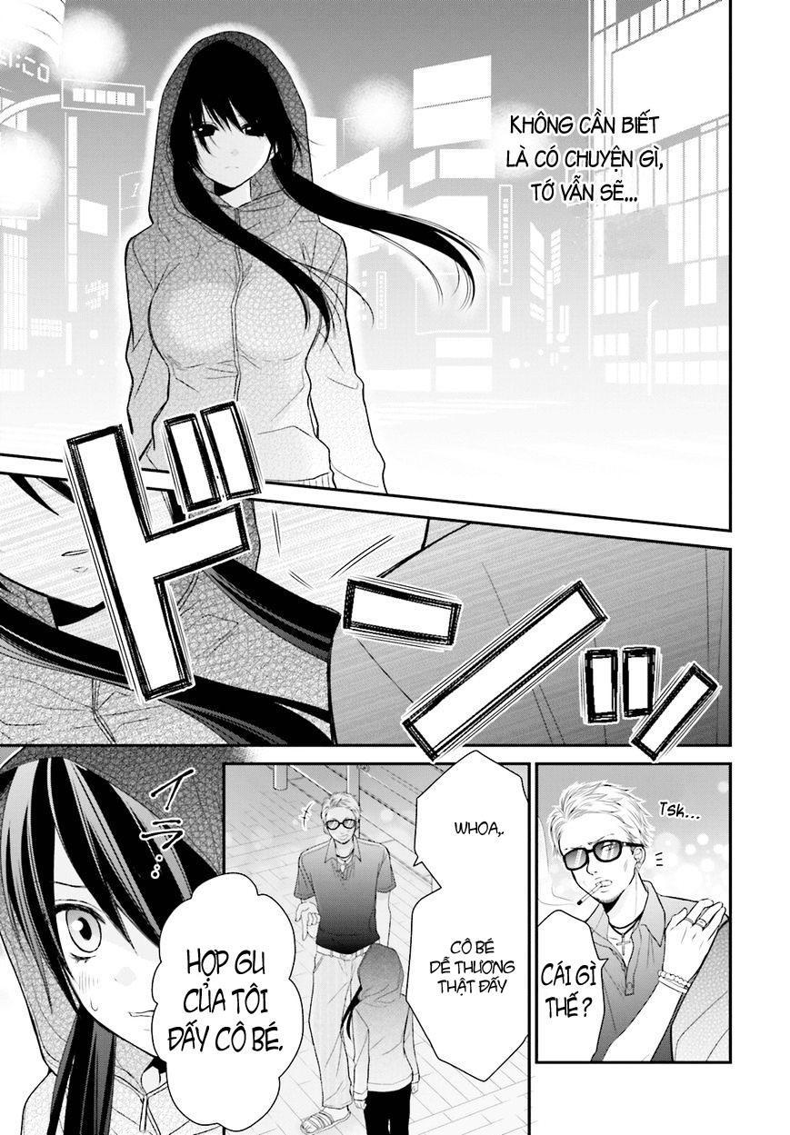 Yuri Na Watashi: Yuri na watashi chap 11 - end !