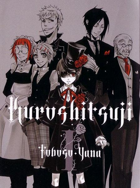 Kuroshitsuji - Hắc Quản Gia