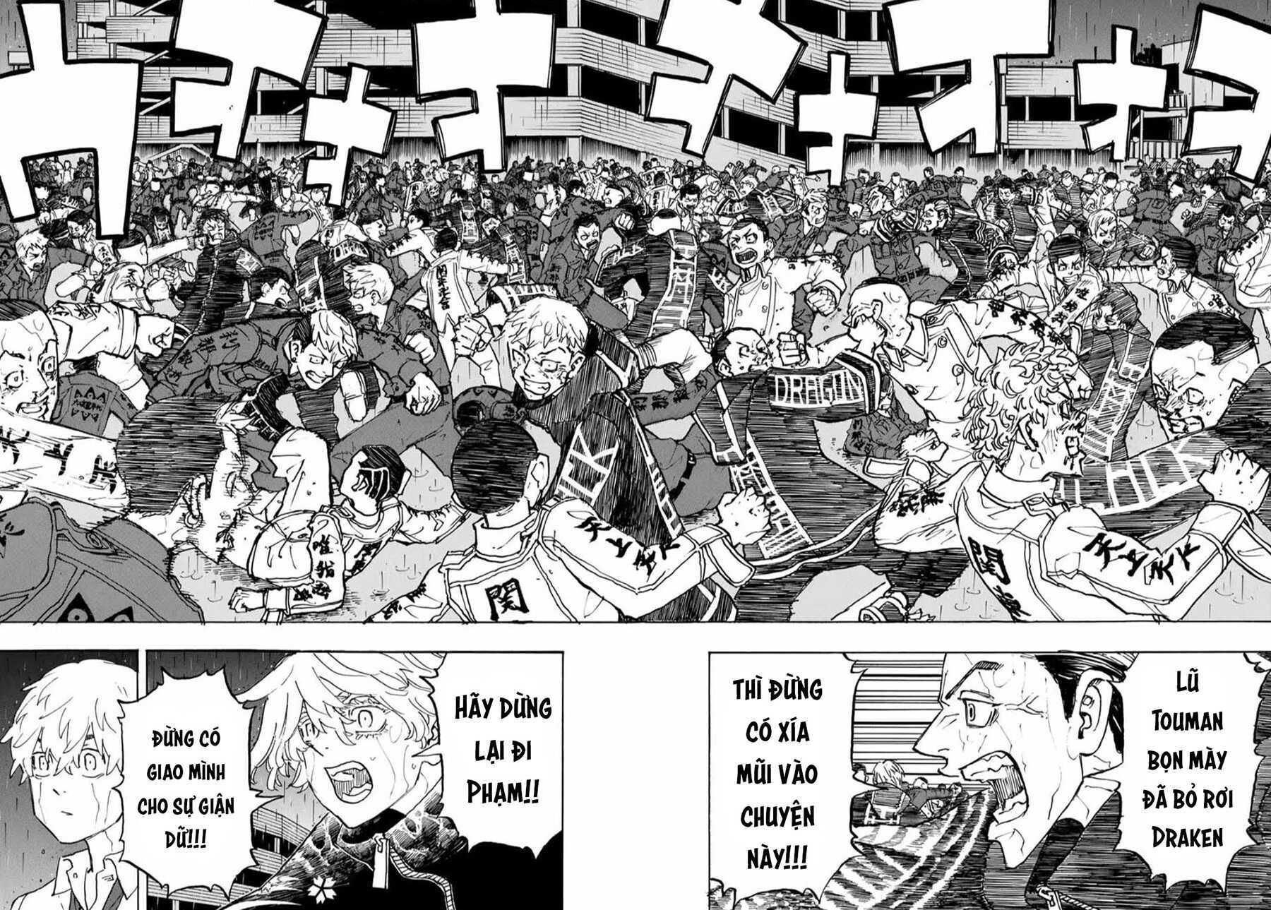 Kịch Trường Của Takemichi: Chapter 225