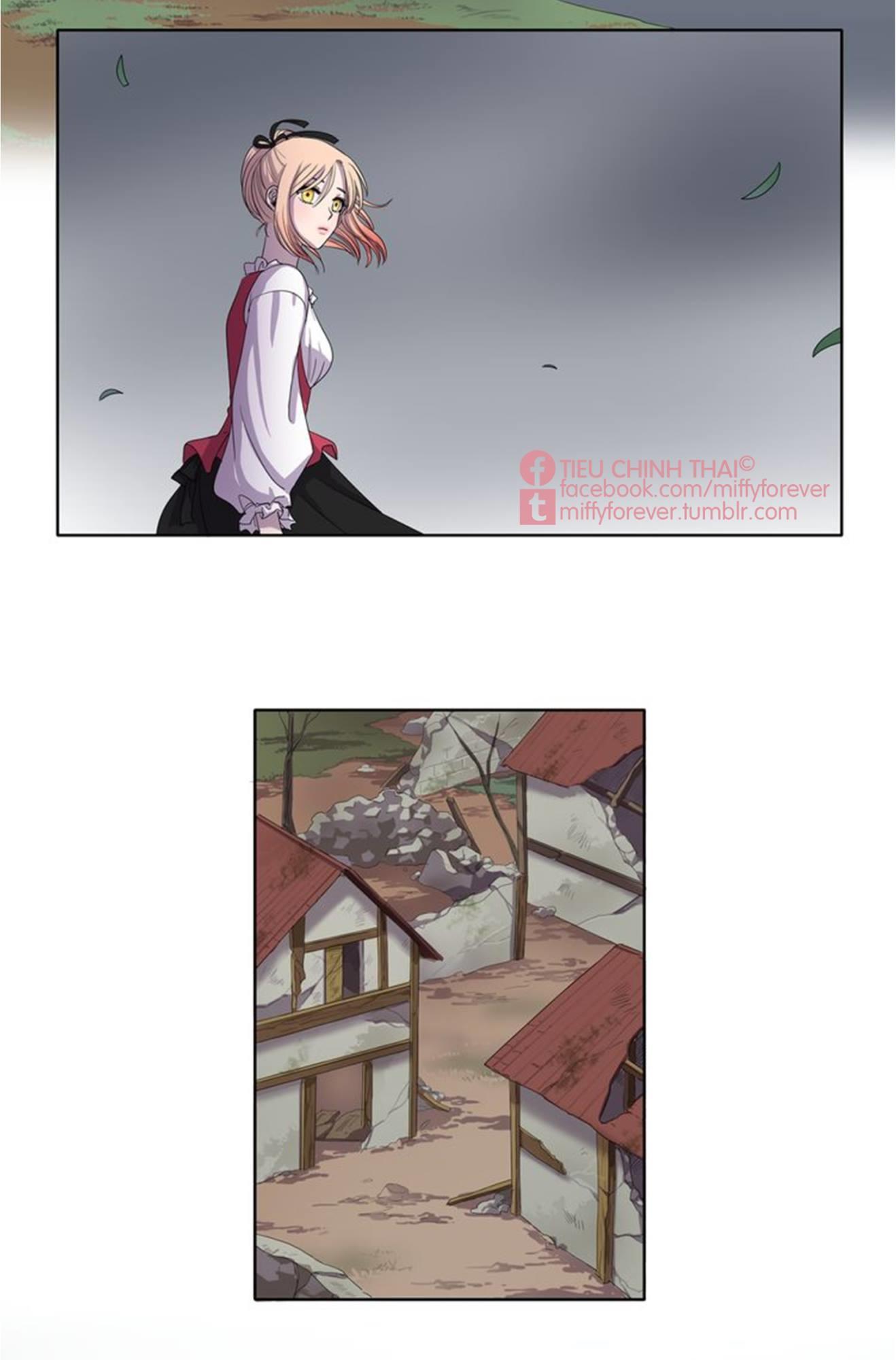Ánh Sáng & Bóng Tối: Chapter 8