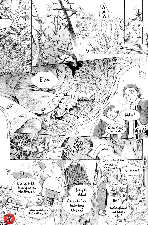 Grimms series: Rapunzel: One Shot