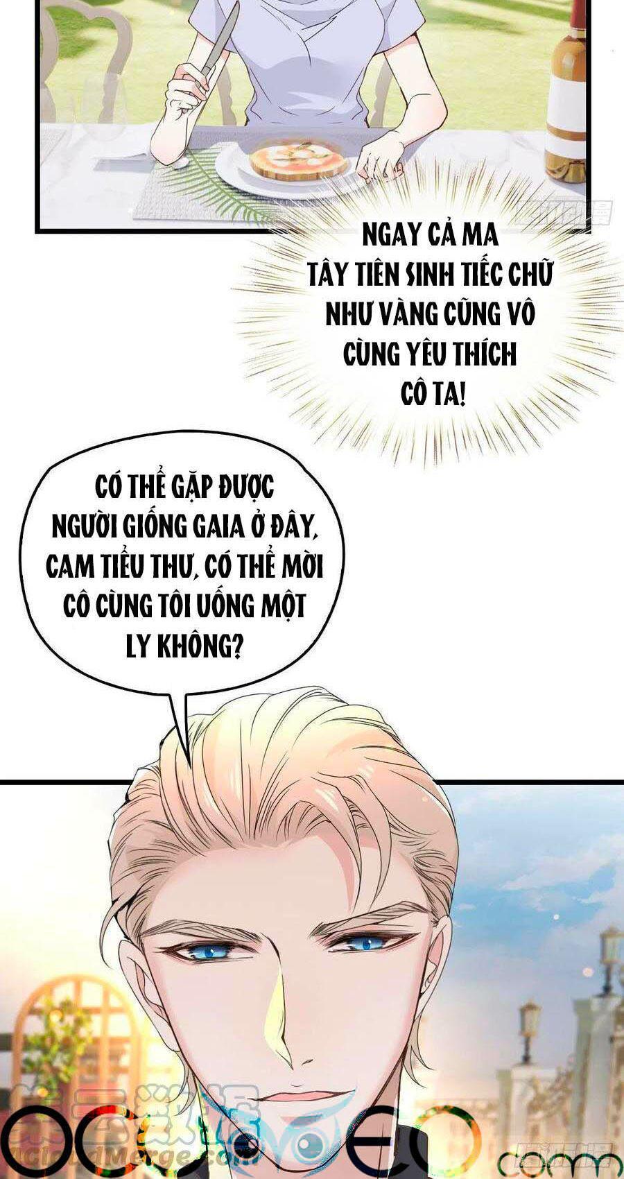 Cô Vợ Mang Thai Một Tặng Một: Chapter 111