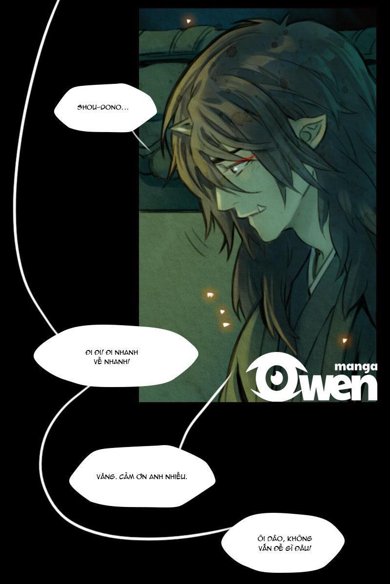 Chuyện của Yokai: 69.Onmyoji (Phần 2)