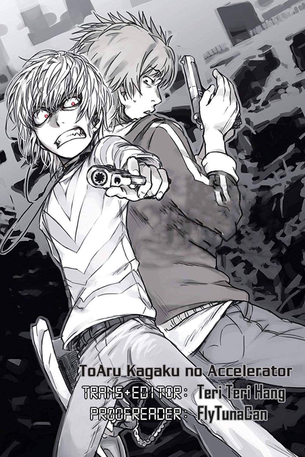 Toaru Kagaku no Accelerator: Chapter 35