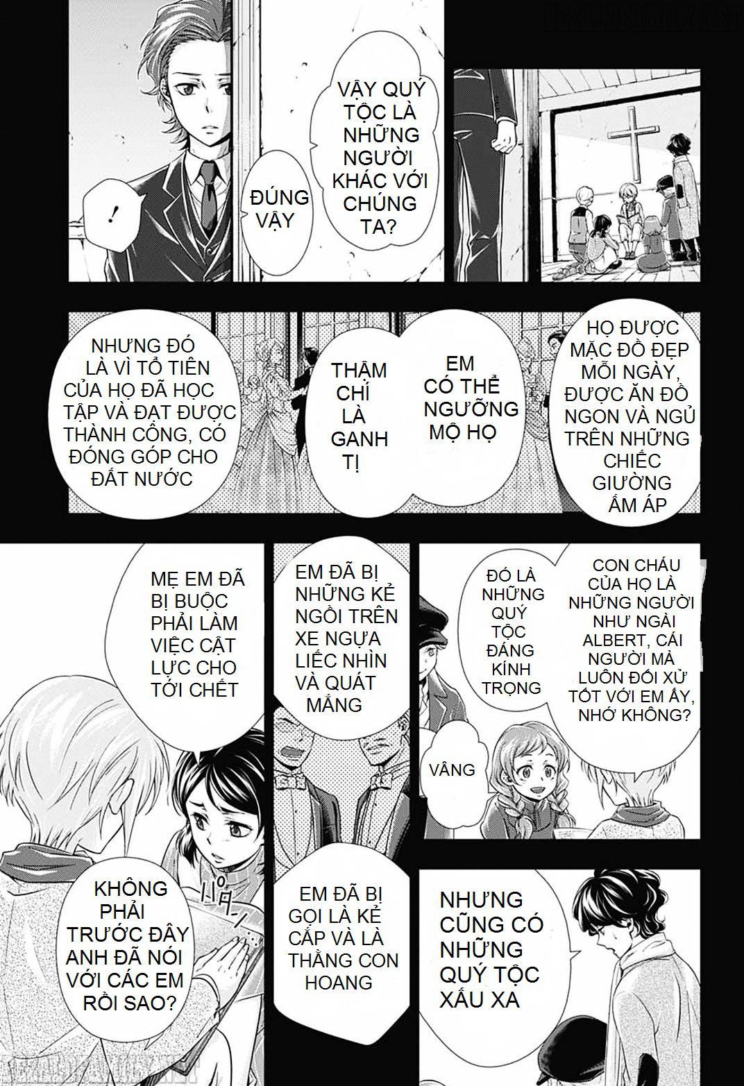 Yukoku No Moriarty: Chapter 1