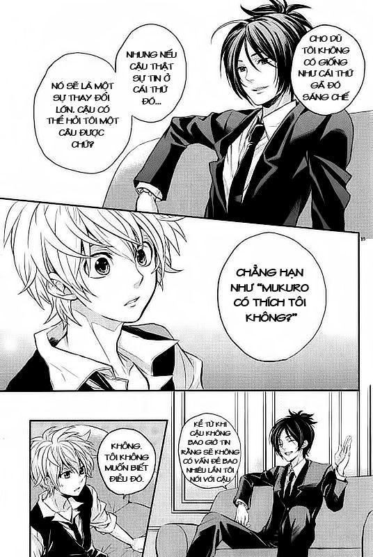 KHR doujinshi - Usotsuki: Chapter 1