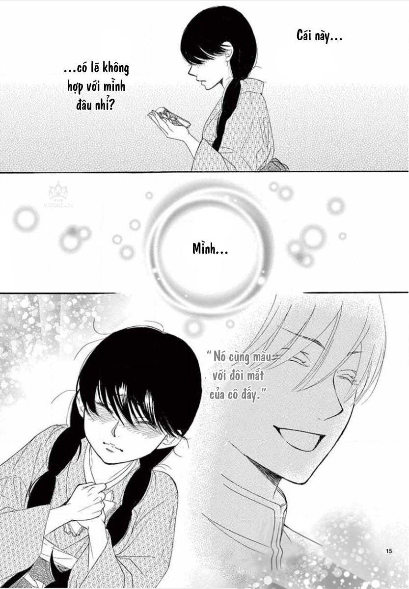 Kiniro Japanesuku: Chapter 3