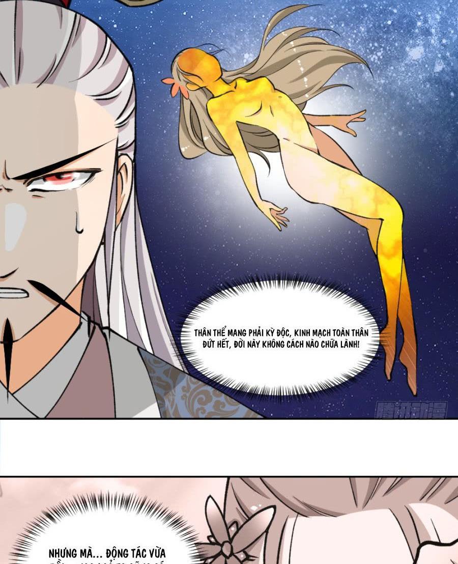 Yêu Đế Quá Hung Mãnh: CHAP 3