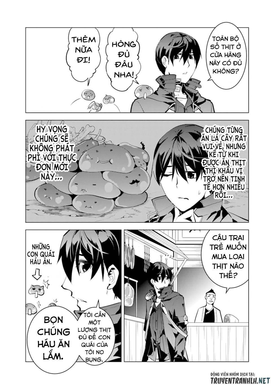 Tensei Kenja No Isekai Raifu ~ Daini No Shokugyo Wo Ete, Sekai Saikyou Ni Narimashita~: Chapter 21
