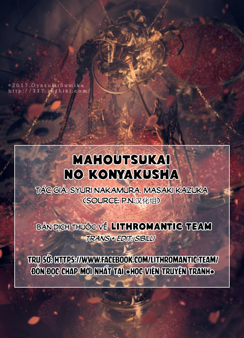 Mahoutsukai no Konyakusha: Chapter 4.4
