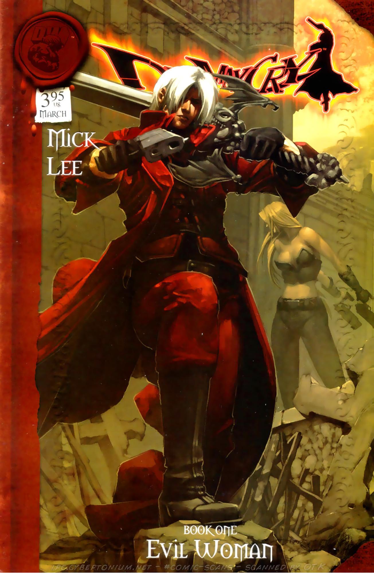 Devil May Cry - Đến Quỷ Cũng Rơi Lệ: Chapter 1: - Người Đàn Bà Ma Quái